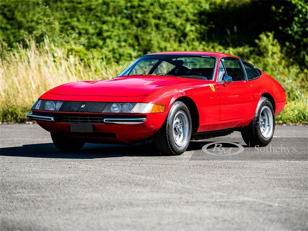 1970 Ferrari 365 GTB/4 Daytona (CC-1361977) for sale in London, United Kingdom