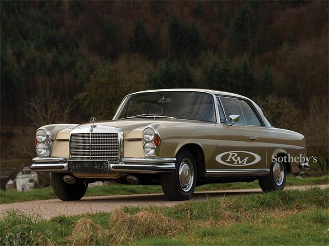 1970 Mercedes-Benz 280SE (CC-1361980) for sale in London, United Kingdom