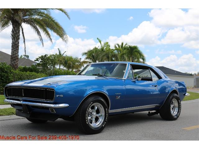1967 Chevrolet Camaro RS (CC-1361983) for sale in Fort Myers, Florida
