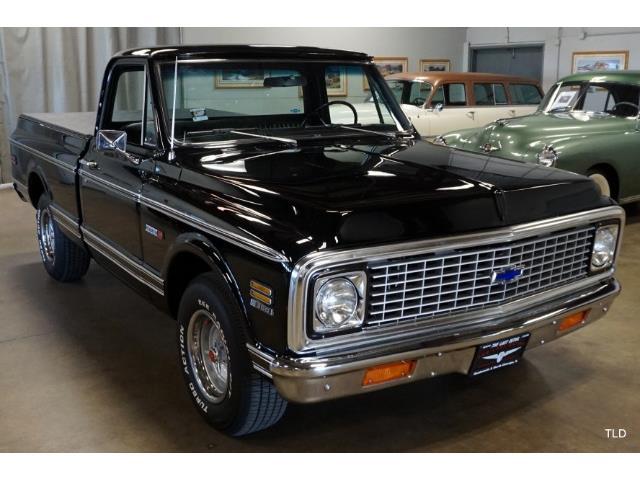1972 Chevrolet C10 (CC-1361988) for sale in Chicago, Illinois