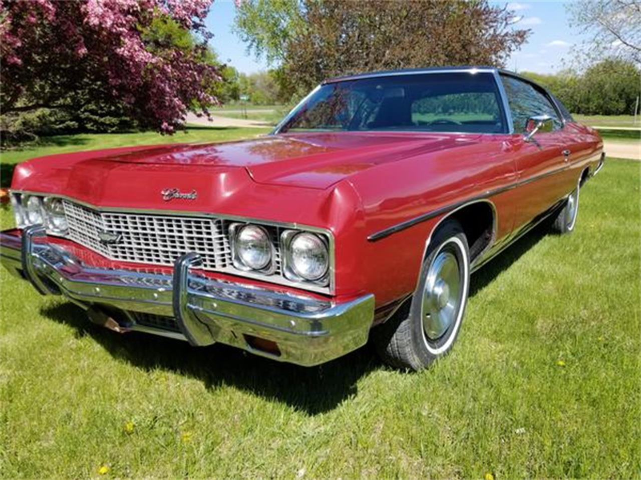 1973 Chevrolet Impala (CC-1361992) for sale in New Ulm, Minnesota