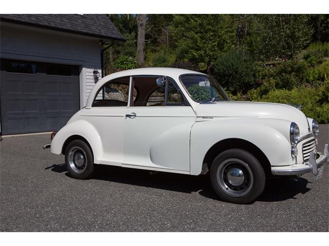 1967 Morris Minor (CC-1362006) for sale in Mount Desert, Maine