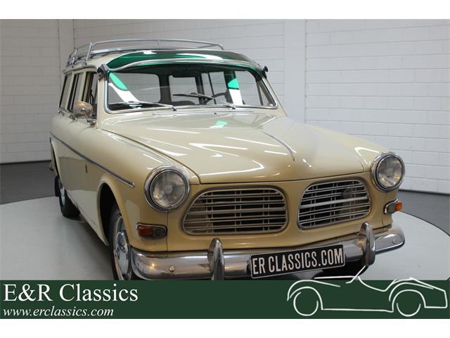 1968 Volvo 122S Amazon (CC-1362007) for sale in Waalwijk, Noord Brabant