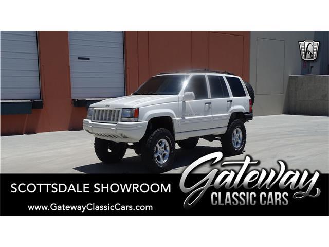 1998 Jeep Grand Cherokee (CC-1362008) for sale in O'Fallon, Illinois