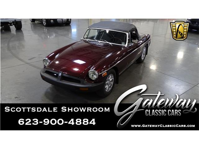 1980 MG MGB (CC-1362010) for sale in O'Fallon, Illinois