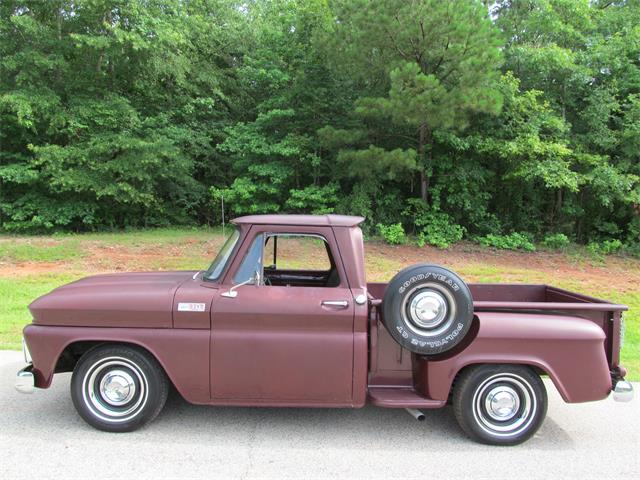 1965 Chevrolet C10 (CC-1362013) for sale in Fayetteville, Georgia