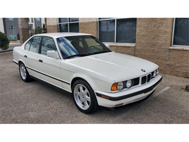 1991 BMW M5 (CC-1360202) for sale in Austin, Texas