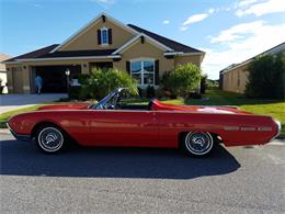 1962 Ford Thunderbird (CC-1362025) for sale in The Villages, Florida