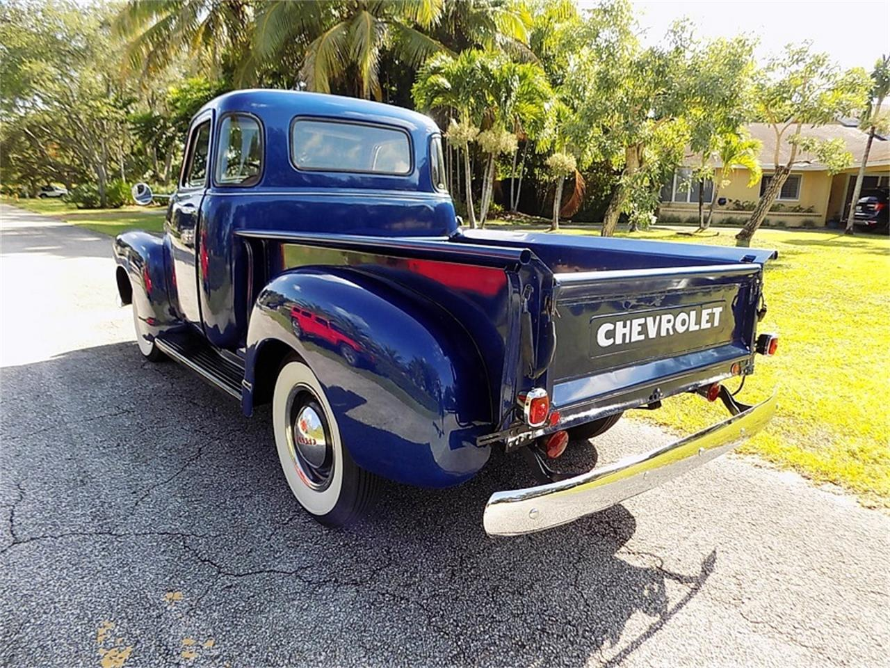 1949 Chevrolet 3100 (CC-1362035) for sale in Pompano Beach, Florida