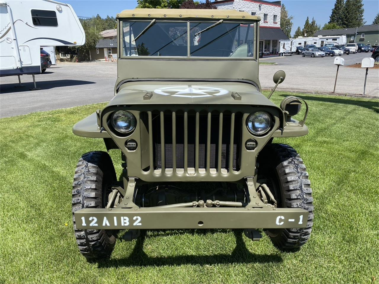 1942 Willys Jeep (CC-1362037) for sale in Bend, Oregon