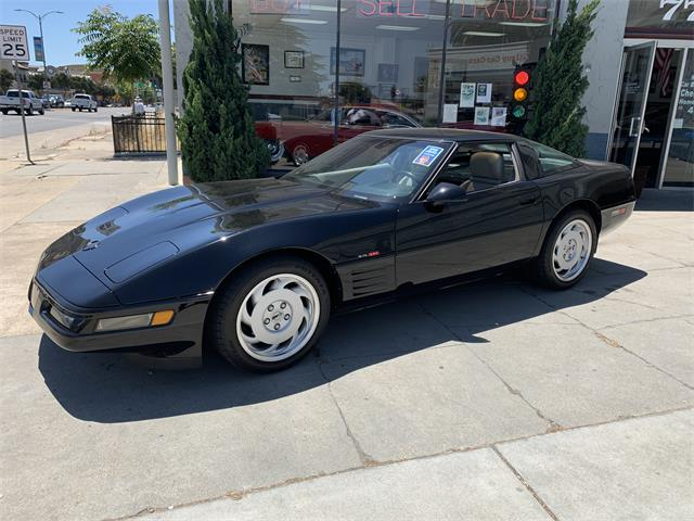 1992 Chevrolet Corvette (CC-1362038) for sale in Gilroy, California