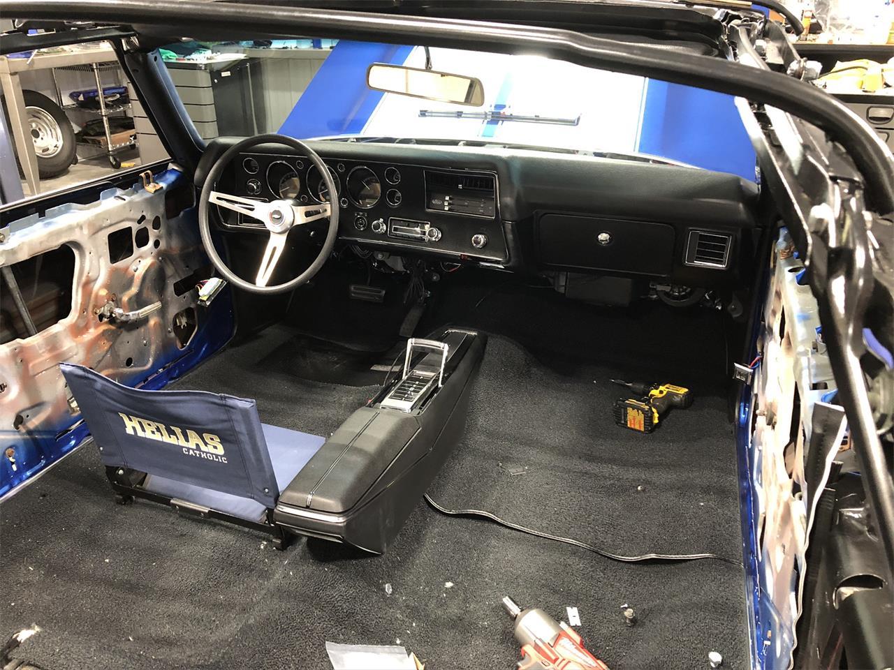 1970 Chevrolet Chevelle (CC-1362051) for sale in Jefferson City , Missouri