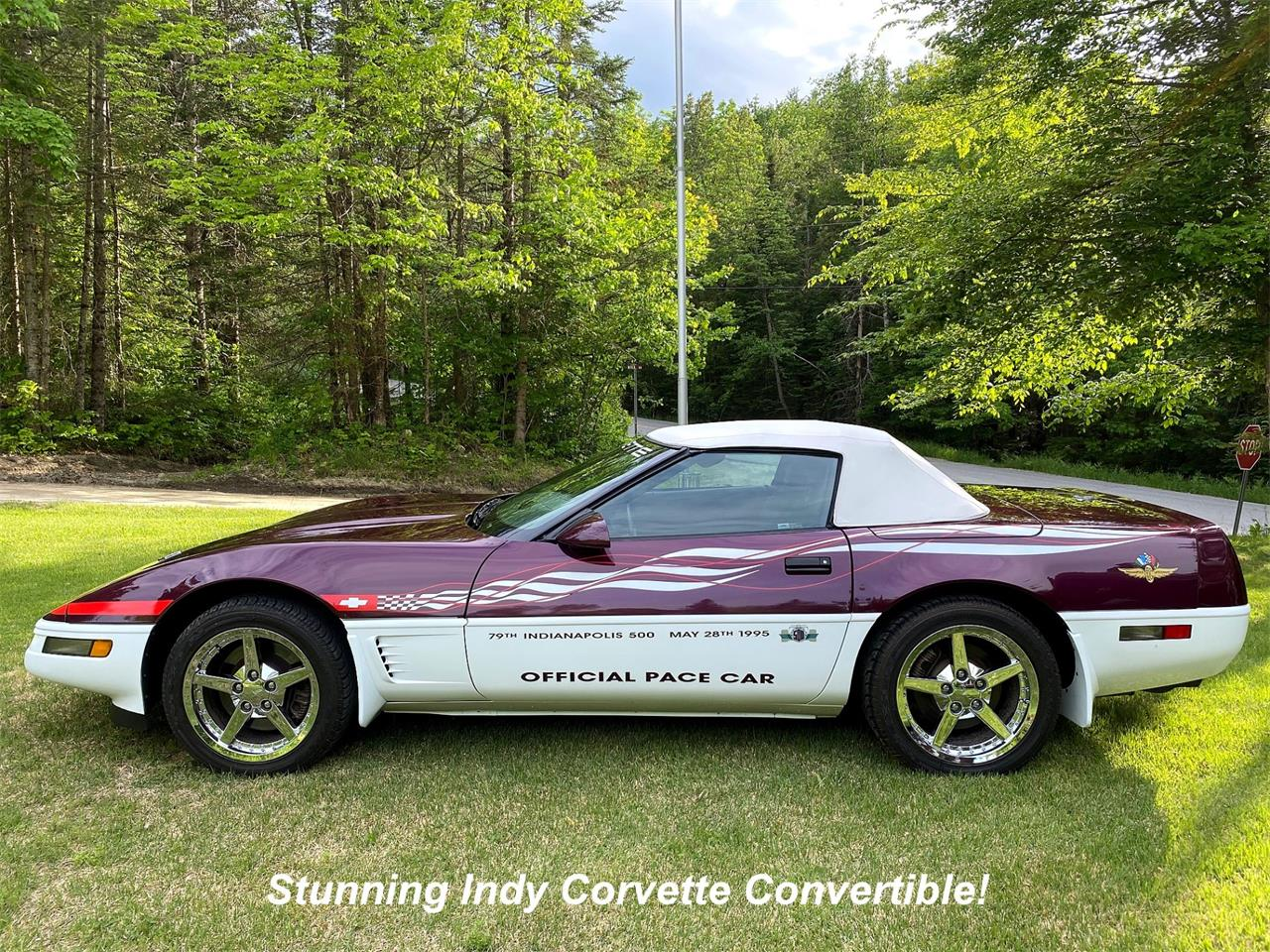 1995 Chevrolet Corvette (CC-1362052) for sale in Newbury, Vermont