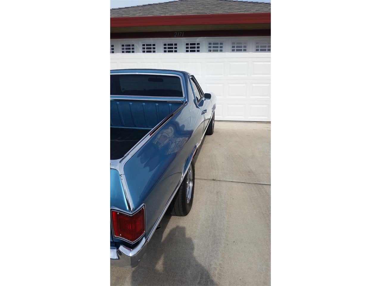 1972 Chevrolet El Camino (CC-1362056) for sale in Manteca, California