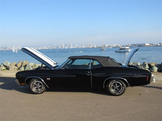 1970 Chevrolet Chevelle (CC-1362057) for sale in spring valley, California