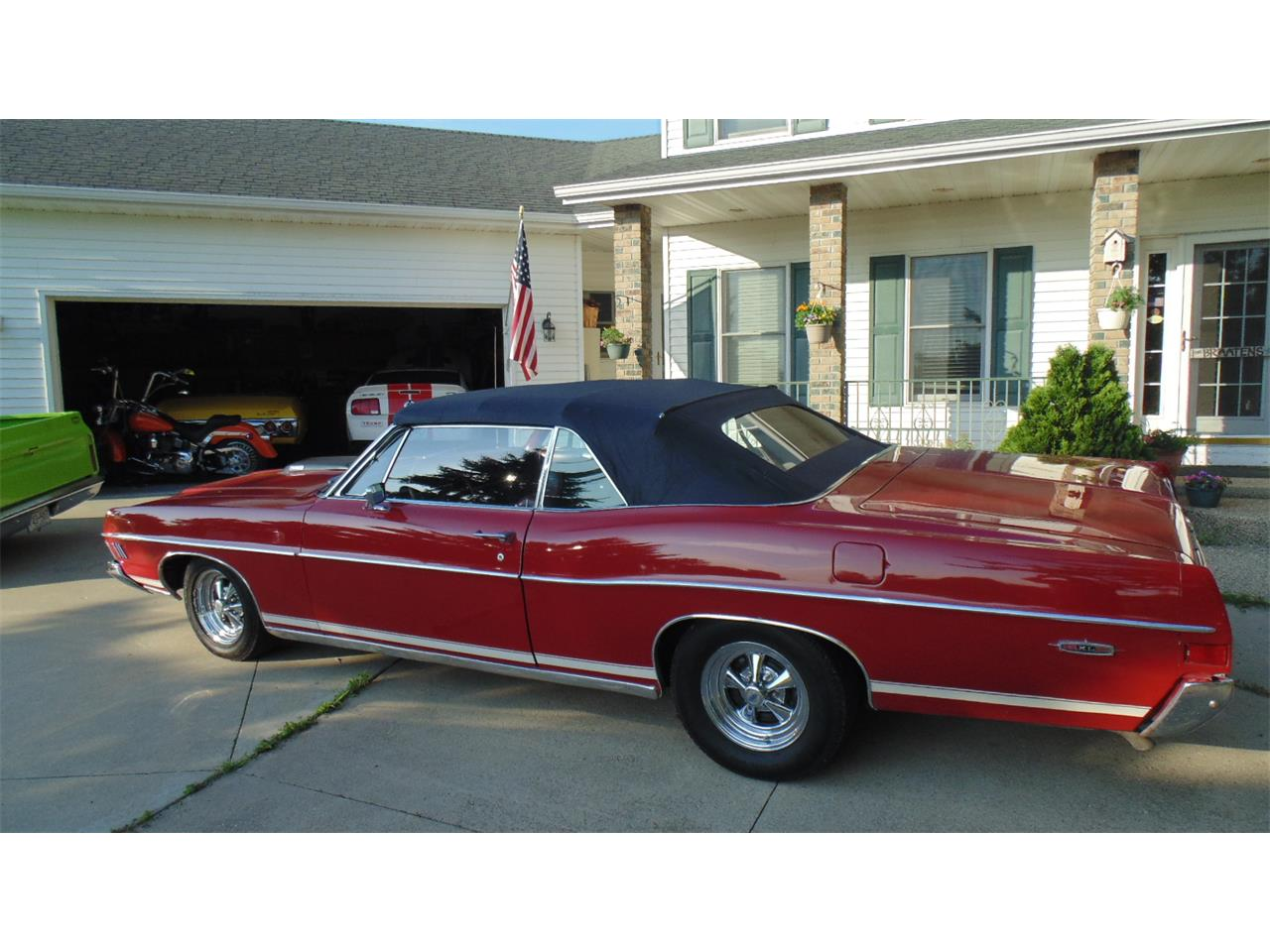 1968 Ford Galaxie XL (CC-1362061) for sale in Rochester, Minnesota