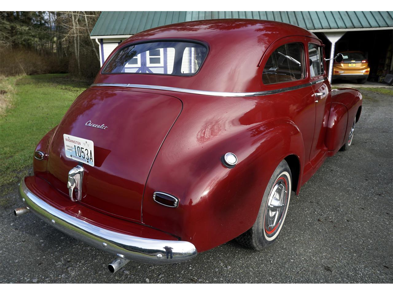 1948 Chevrolet Stylemaster (CC-1362066) for sale in Eastsound, Washington