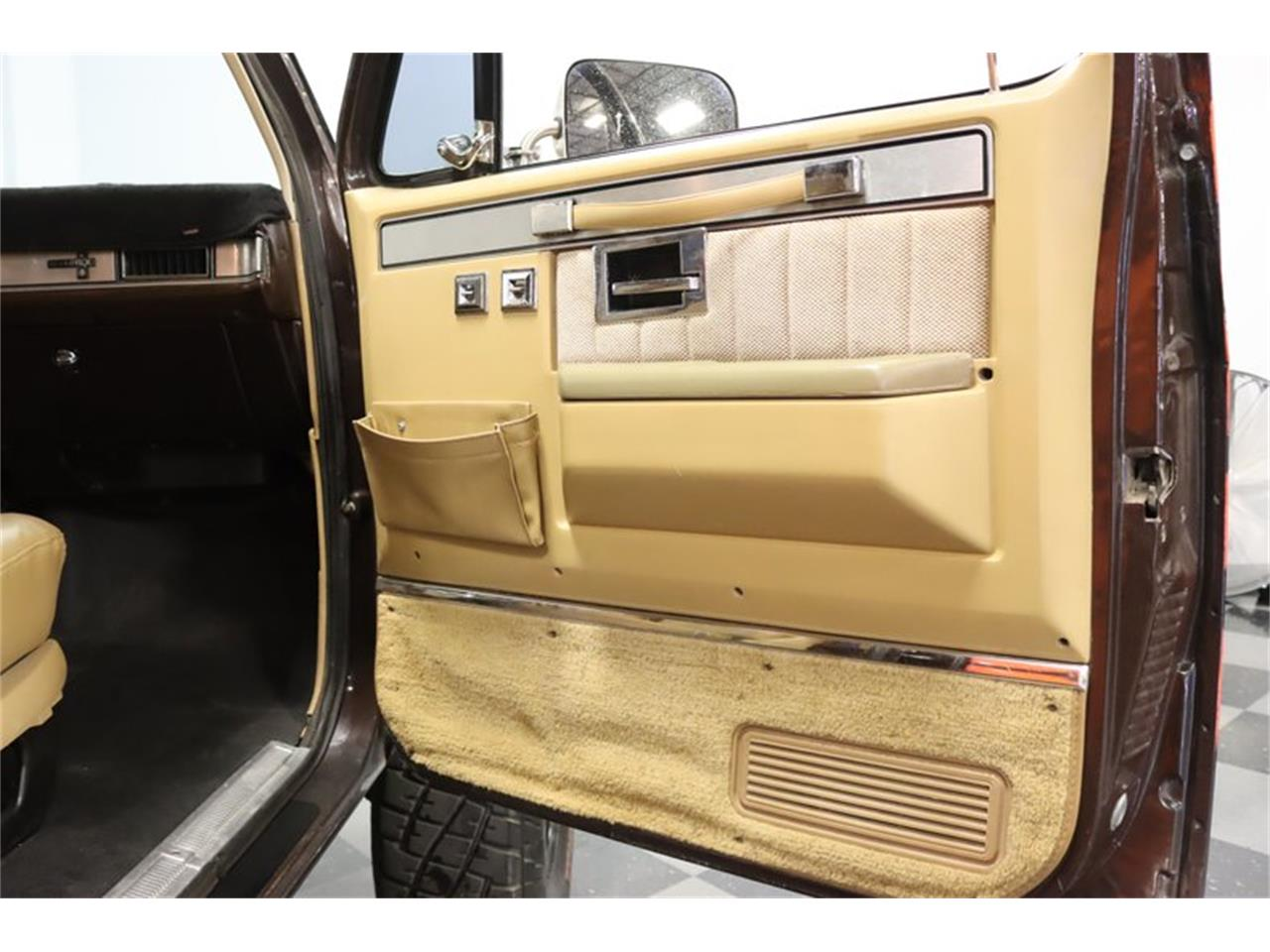 1987 Chevrolet Blazer (CC-1362073) for sale in Ft Worth, Texas