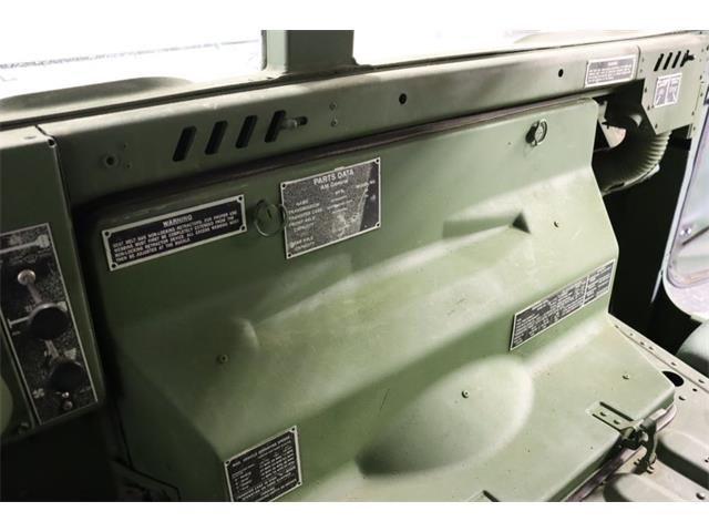 1989 AM General M998 (CC-1362080) for sale in Ft Worth, Texas