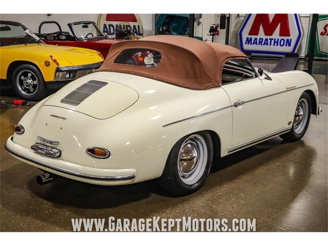 1957 Porsche 356 (CC-1362085) for sale in Grand Rapids, Michigan