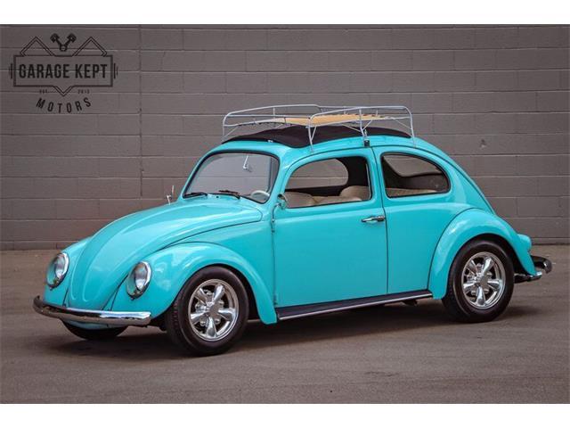 1961 Volkswagen Beetle (CC-1362087) for sale in Grand Rapids, Michigan