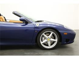 2002 Ferrari 360 F1 Spider (CC-1362092) for sale in Beverly Hills, California