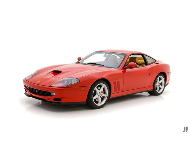 2001 Ferrari 550 Maranello (CC-1362093) for sale in Saint Louis, Missouri