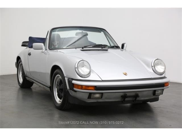 1988 Porsche Carrera (CC-1362094) for sale in Beverly Hills, California
