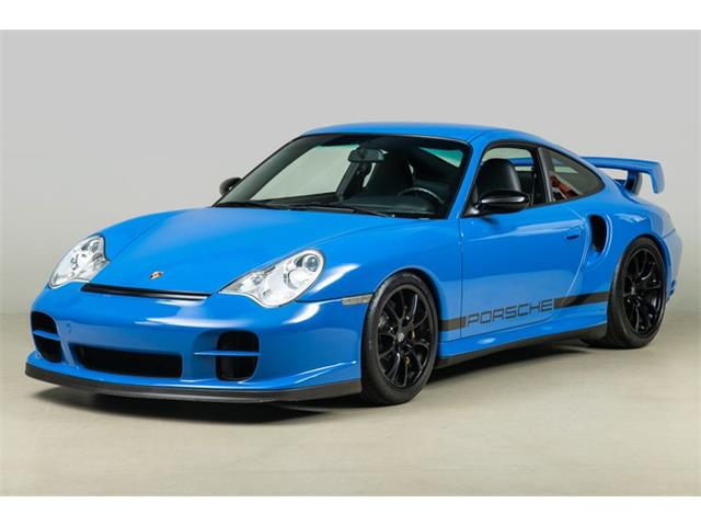 2002 Porsche 911 (CC-1362101) for sale in Scotts Valley, California