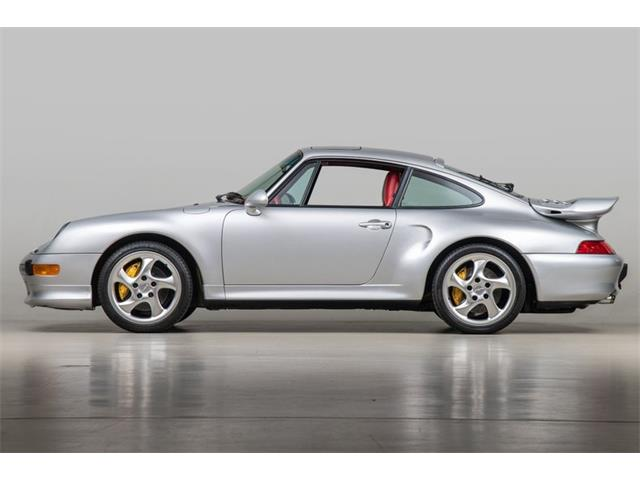 1997 Porsche 911 (CC-1362103) for sale in Scotts Valley, California