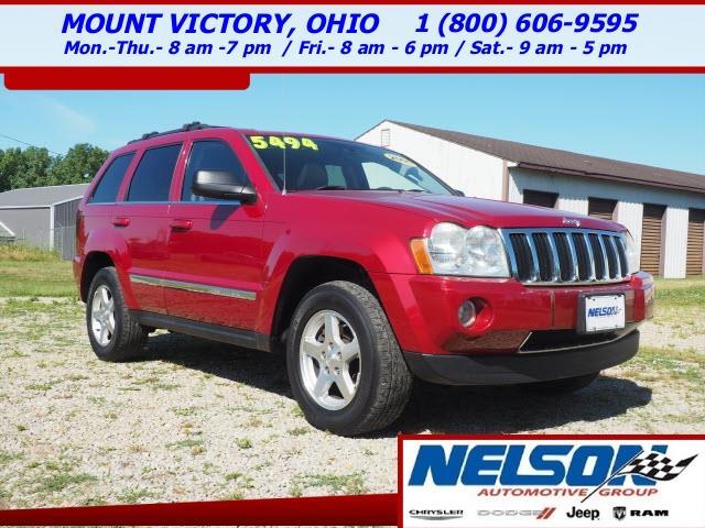 2005 Jeep Grand Cherokee (CC-1360211) for sale in Marysville, Ohio