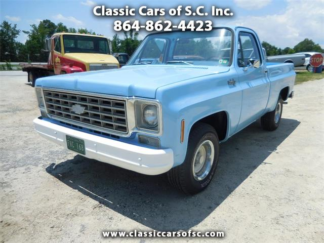 1974 Chevrolet C10 (CC-1362112) for sale in Gray Court, South Carolina
