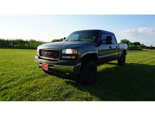 2001 GMC 2500 (CC-1362113) for sale in Clarence, Iowa