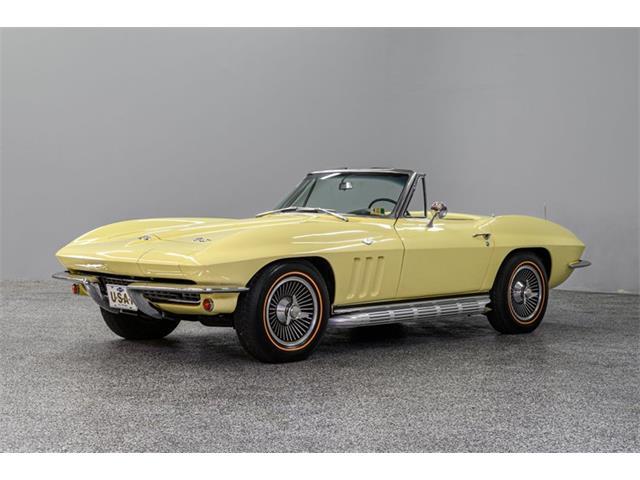 1966 Chevrolet Corvette (CC-1362117) for sale in Concord, North Carolina
