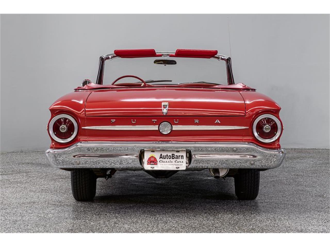 1963 Ford Falcon (CC-1362121) for sale in Concord, North Carolina