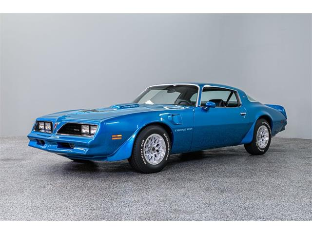 1978 Pontiac Firebird Trans Am (CC-1362123) for sale in Concord, North Carolina