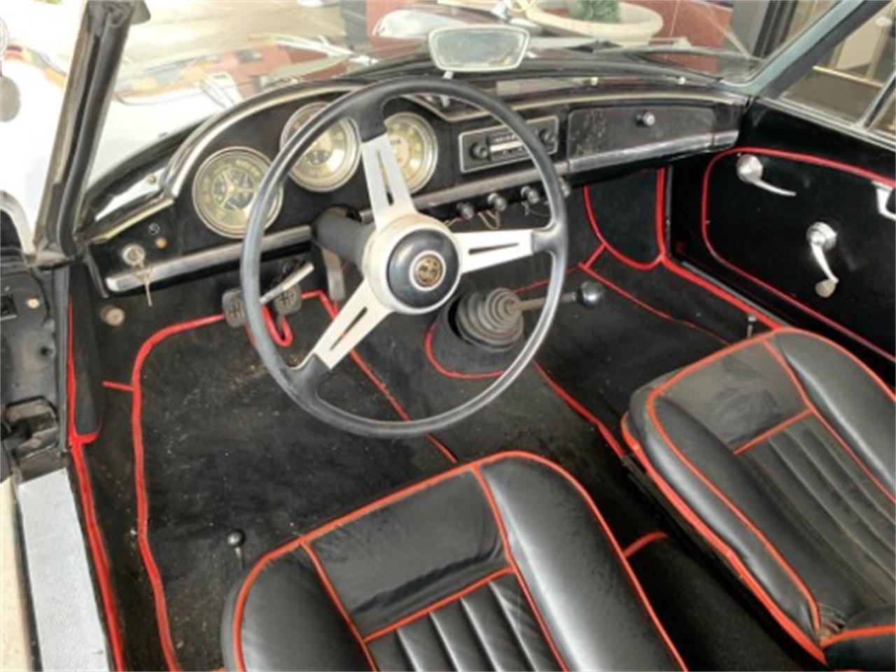 1962 Alfa Romeo Giulietta Spider (CC-1362129) for sale in Astoria, New York