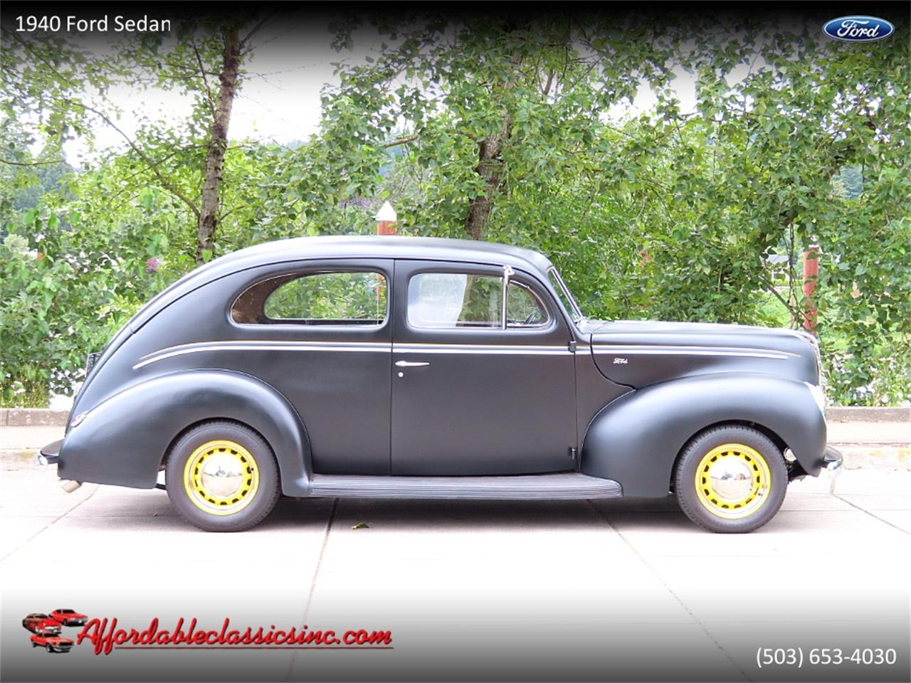 1940 Ford Sedan (CC-1362131) for sale in Gladstone, Oregon