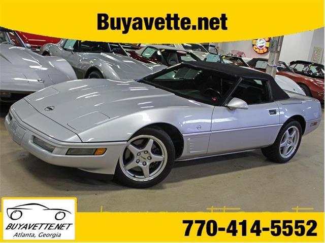 1996 Chevrolet Corvette (CC-1362132) for sale in Atlanta, Georgia
