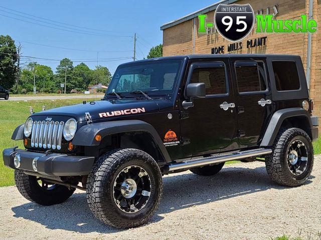 2009 Jeep Wrangler (CC-1362137) for sale in Hope Mills, North Carolina