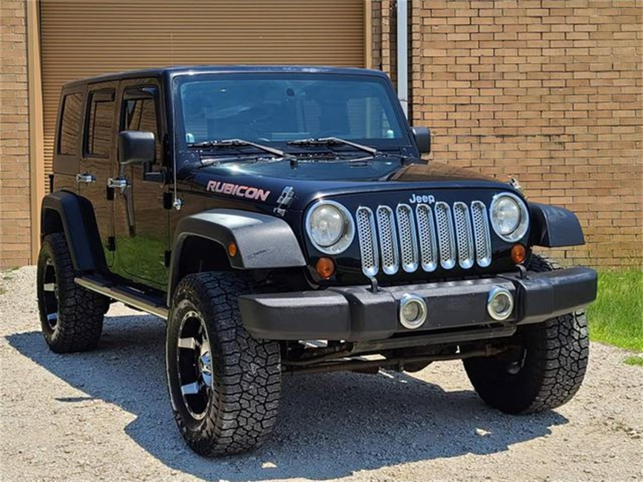 2009 Jeep Wrangler (CC-1362137) for sale in Hope Mills, North Carolina