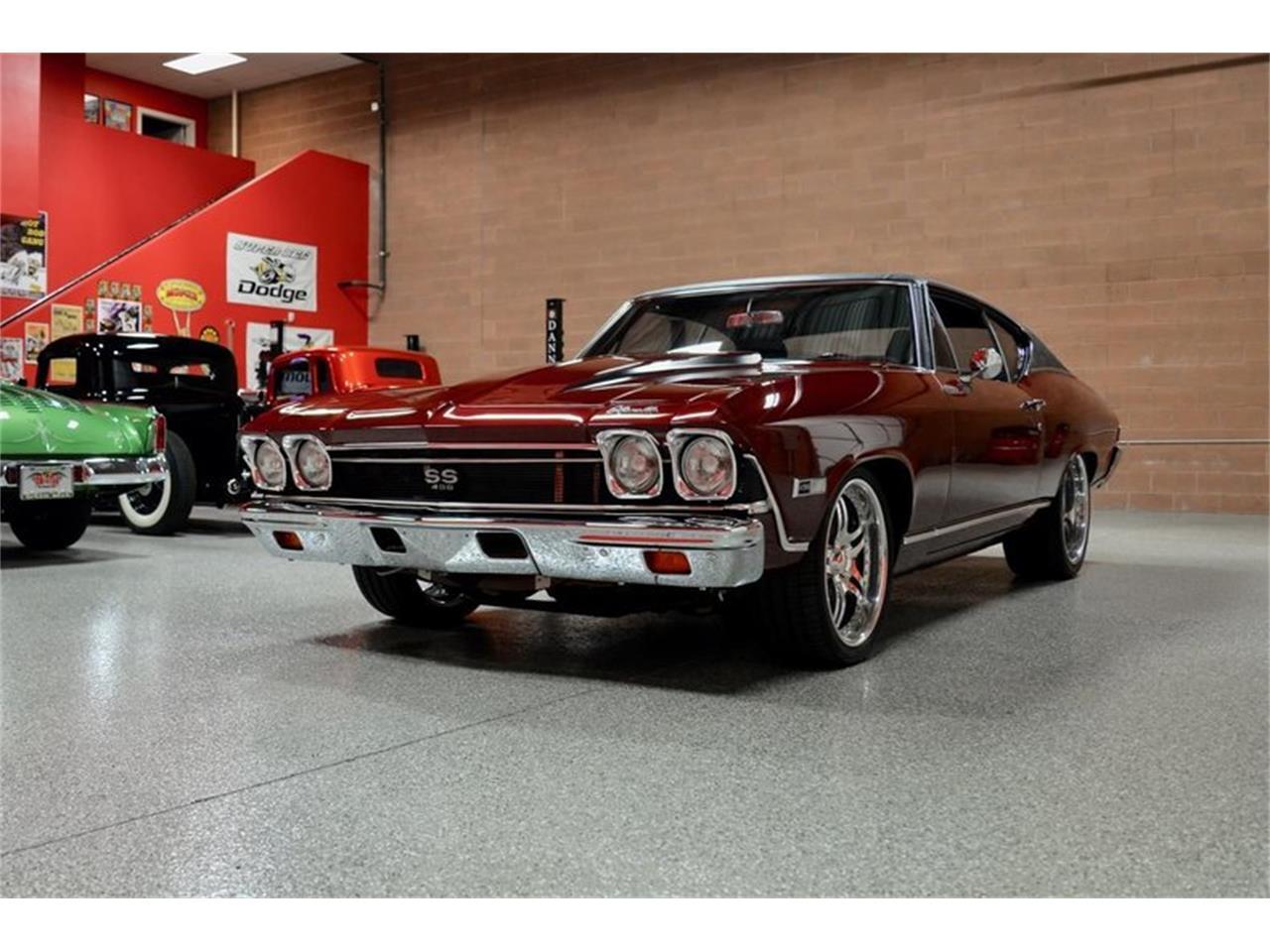 1968 Chevrolet Chevelle (CC-1362142) for sale in West Babylon, New York