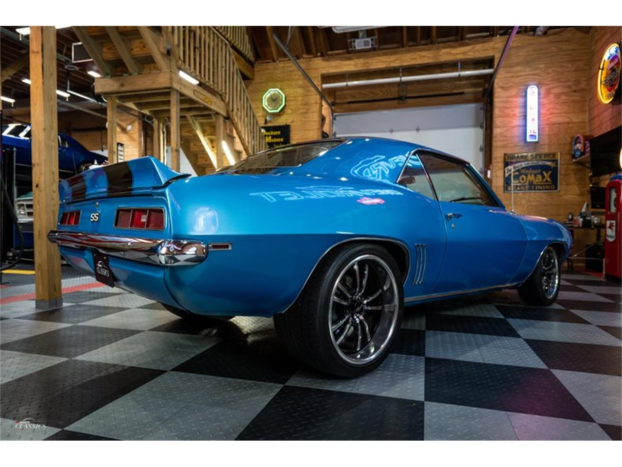 1969 Chevrolet Camaro (CC-1360215) for sale in Marlboro, New Jersey