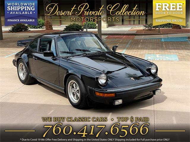 1981 Porsche 911SC (CC-1362152) for sale in Palm Desert , California