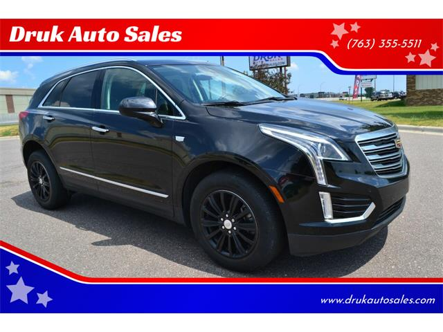 2017 Cadillac XT5 (CC-1362165) for sale in Ramsey, Minnesota