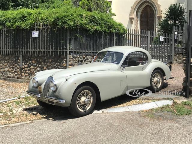 1953 Jaguar XK120 (CC-1362170) for sale in London, United Kingdom