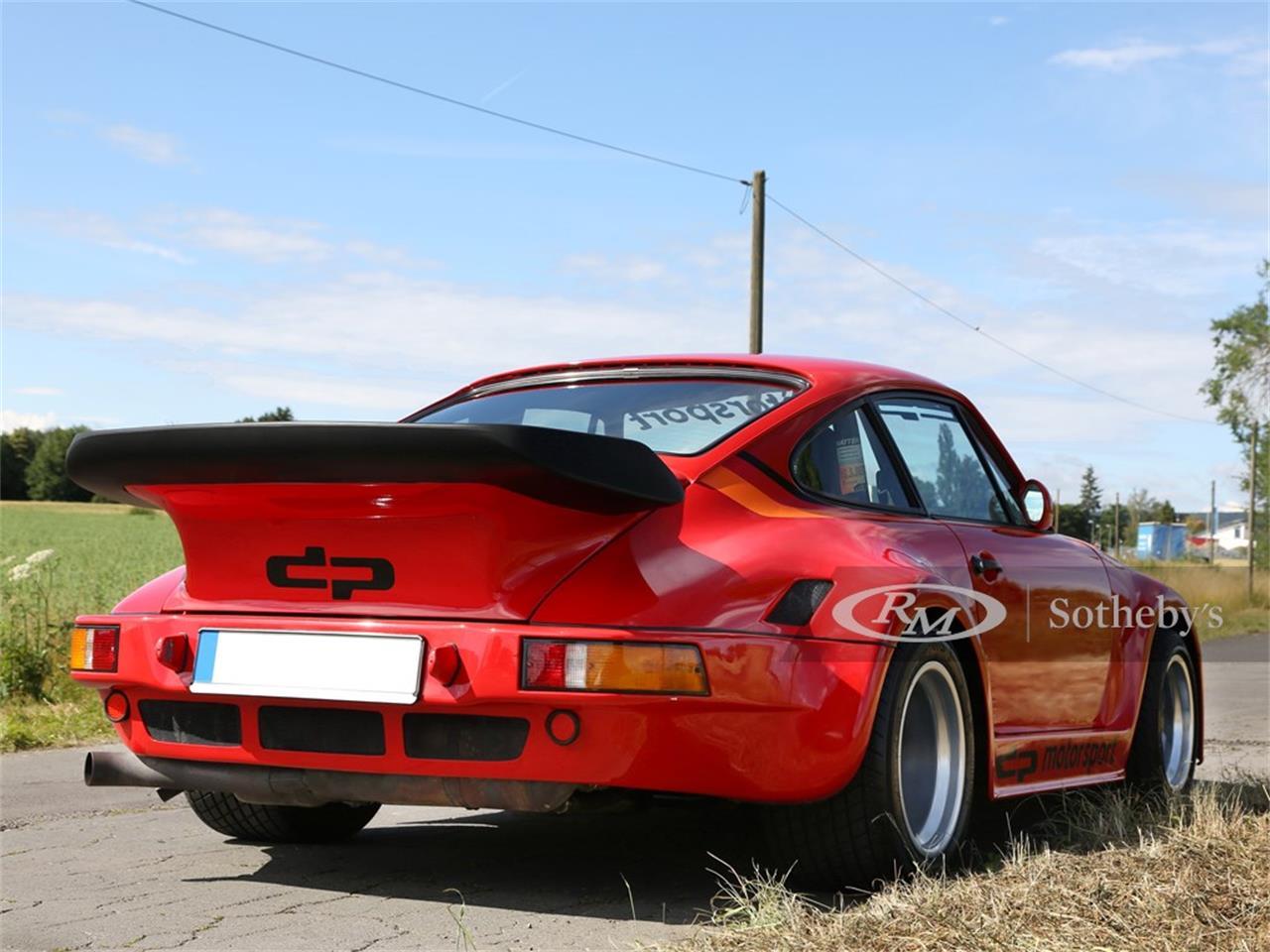 1979 Porsche 911 Turbo (CC-1362172) for sale in London, United Kingdom