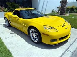 2006 Chevrolet Corvette Z06 (CC-1362181) for sale in Anaheim, California