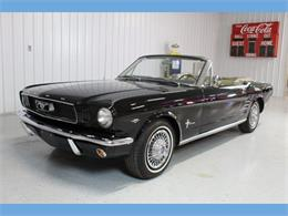 1966 Ford Mustang (CC-1362183) for sale in Belmont, Ohio