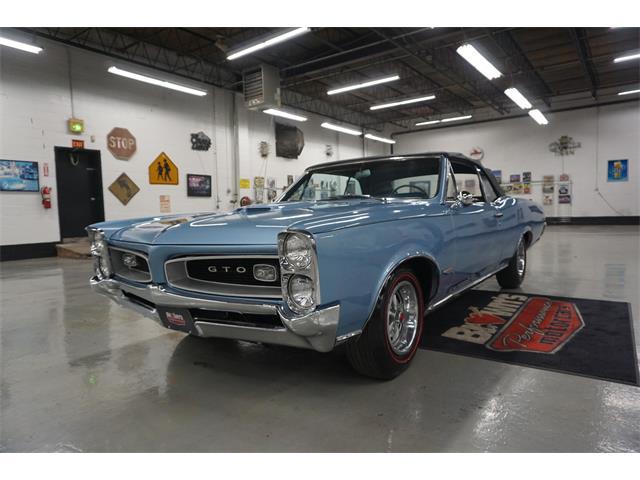 1966 Pontiac GTO (CC-1362192) for sale in Glen Burnie, Maryland